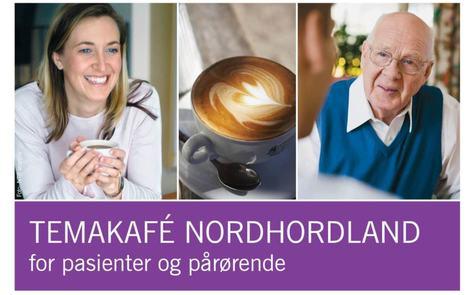 Kreftforeninga - temakafé for pasientar og pårørande