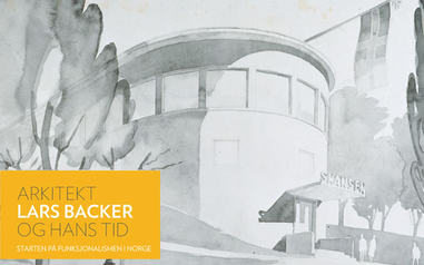 Boklansering Arkitekt Lars Backer og hans tid