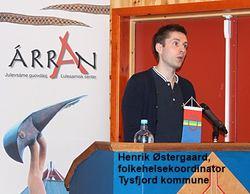 Henrik Østergaard