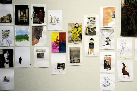 Installasjonsfoto Ingeborg Øien Thorsland