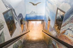 Arran museum Fredrik Forsberg