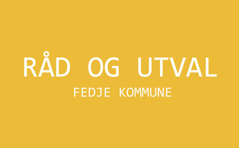 Råd og utval i Fedje kommune