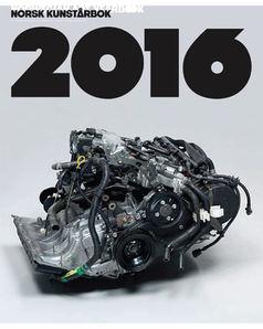 Norsk Kunstårbok 2016