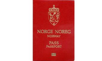 norsk pass ingress