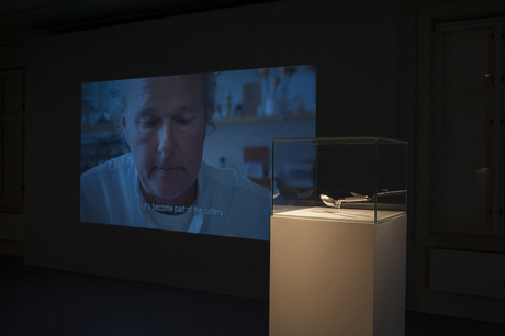 Sigurd Bronger. Sensor 2005. Film, stavfel Production - Carl Johan Engberg 2012