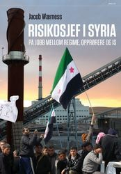 Jacob Wærness: Risikosjef i Syria