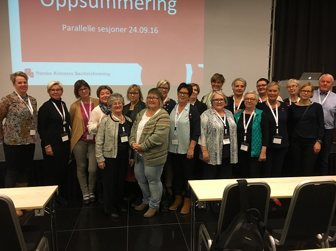 norske kvinners sanitetsforening oslo kristiansund