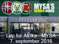 Løp for Afrika - MYSA