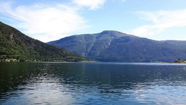 Fjordstien juli 2016