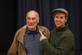Samuel Massie og bestefaren