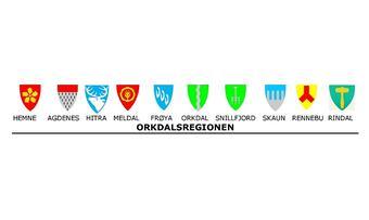 Kommunevåpen Orkdalsregionen