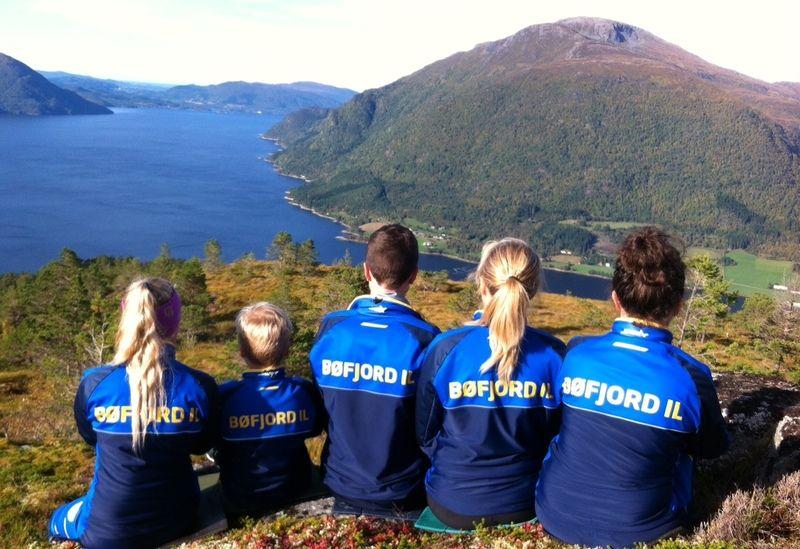 Bøfjord IL - dressar