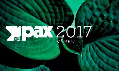 Pax våren 2017