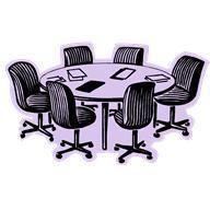 møte rundt bord