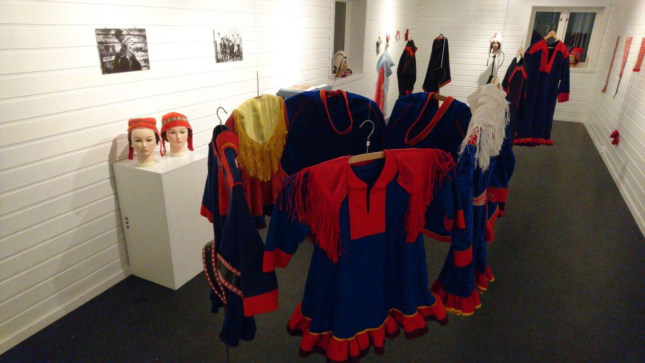 Utstilling samefolkets dag