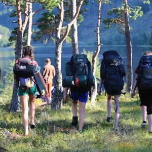 Friluftsskolen - vandrere