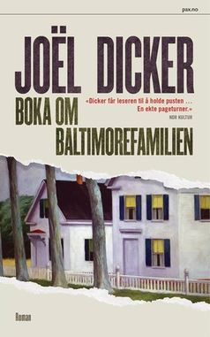Joël Dicker: Boka om Baltimorefamilien - Pocket