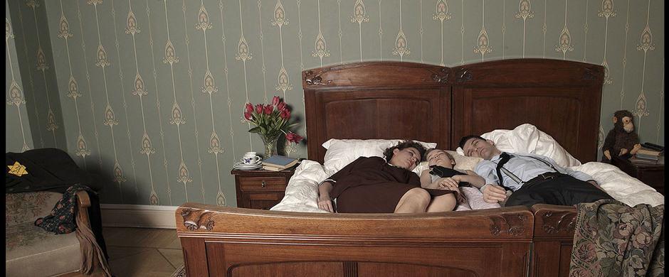 Claudia Reinhardt-Teljer, Familie Gottschalk, Tomb Of Love, Fotoserie 2012-2014