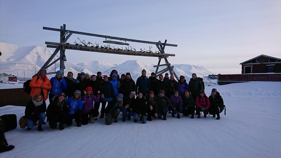Studietur Svalbard 2017