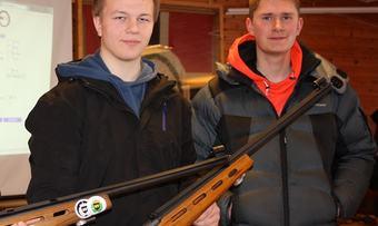 Ivar og John