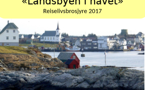 Reiselivsbrosjyre 2017
