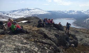 Bilde Gardfjellet foto Harald Solvik