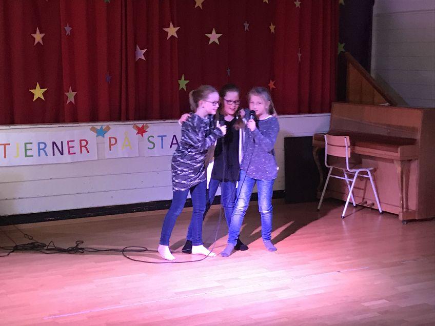 Hannah-Emilie, Hannah og Johanne