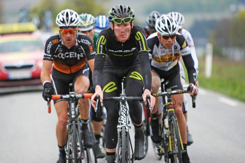 Syklister i sykkelritt