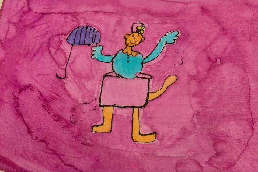 Elines bilde av «Bestemor Skogmus»