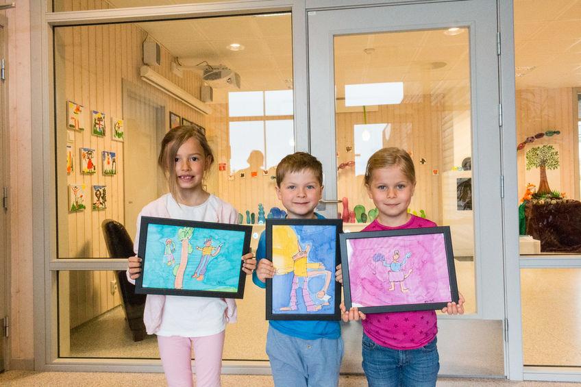 F.v: Olivia, Eine og  Eline