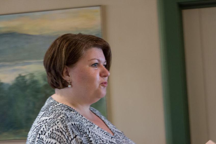 Ordfører Anita Ihle Steen