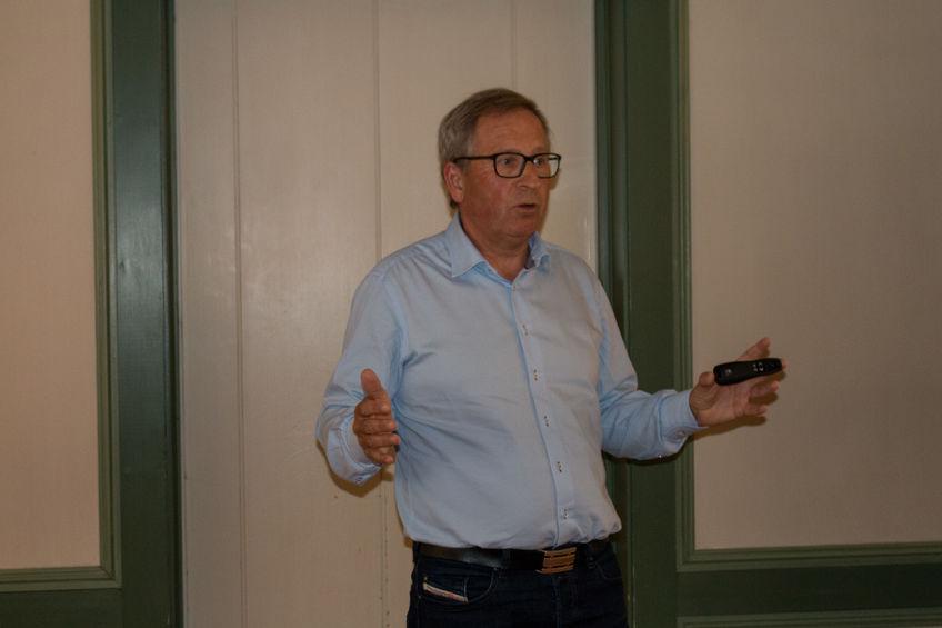 Assisterende rådmann Espen Hvalby