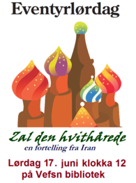 internasjonal eventyrlørdag 17. juni