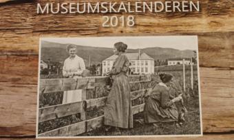 Museumskalender 2018, ingressbilde