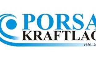 Annonse Porsa Kraftlag