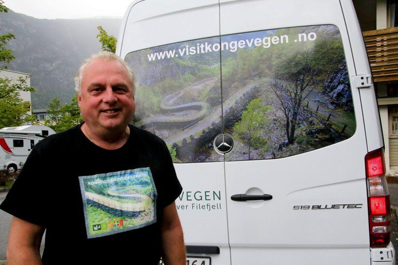 Kongevegbuss sjåfør - ordfører