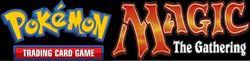 logoer pokemon og magic