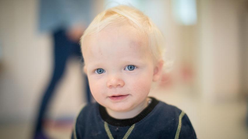 Magnus lever opp til avdelingsnavnet «Gromongen»