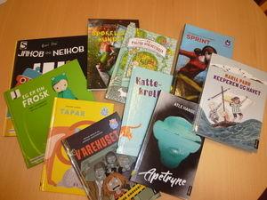 Nynorske barnebøker
