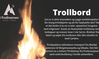 Trollbordill