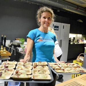 Styreleder i Norsk Vandrefestival, Ragnhild Godal Tunheim