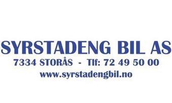 10099995 Syrstadeng Bil