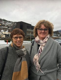 Inger Marie og Heidi J