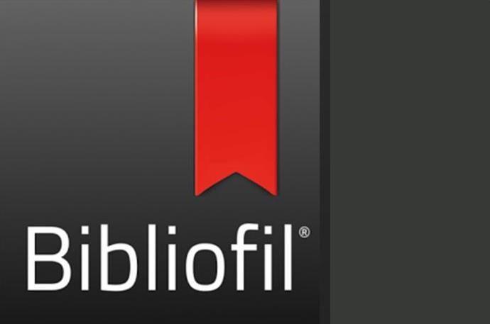 bilde av bibliofil app