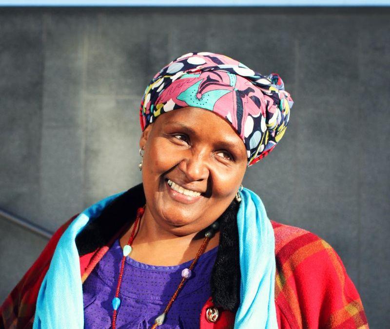 bilde av Safia Abdi Haase