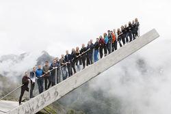 Trainee 2017 Gaularfjellet  Foto Framtidsfylket