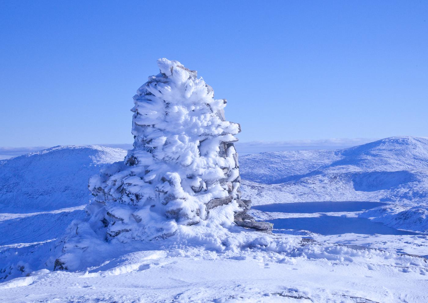 bredden på skispor