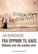 omslaget til Fra opprør til kaos