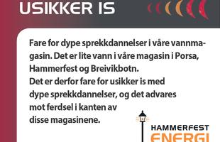 Hammerfest energi usikker is