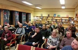 Folkemøte i Kokelv